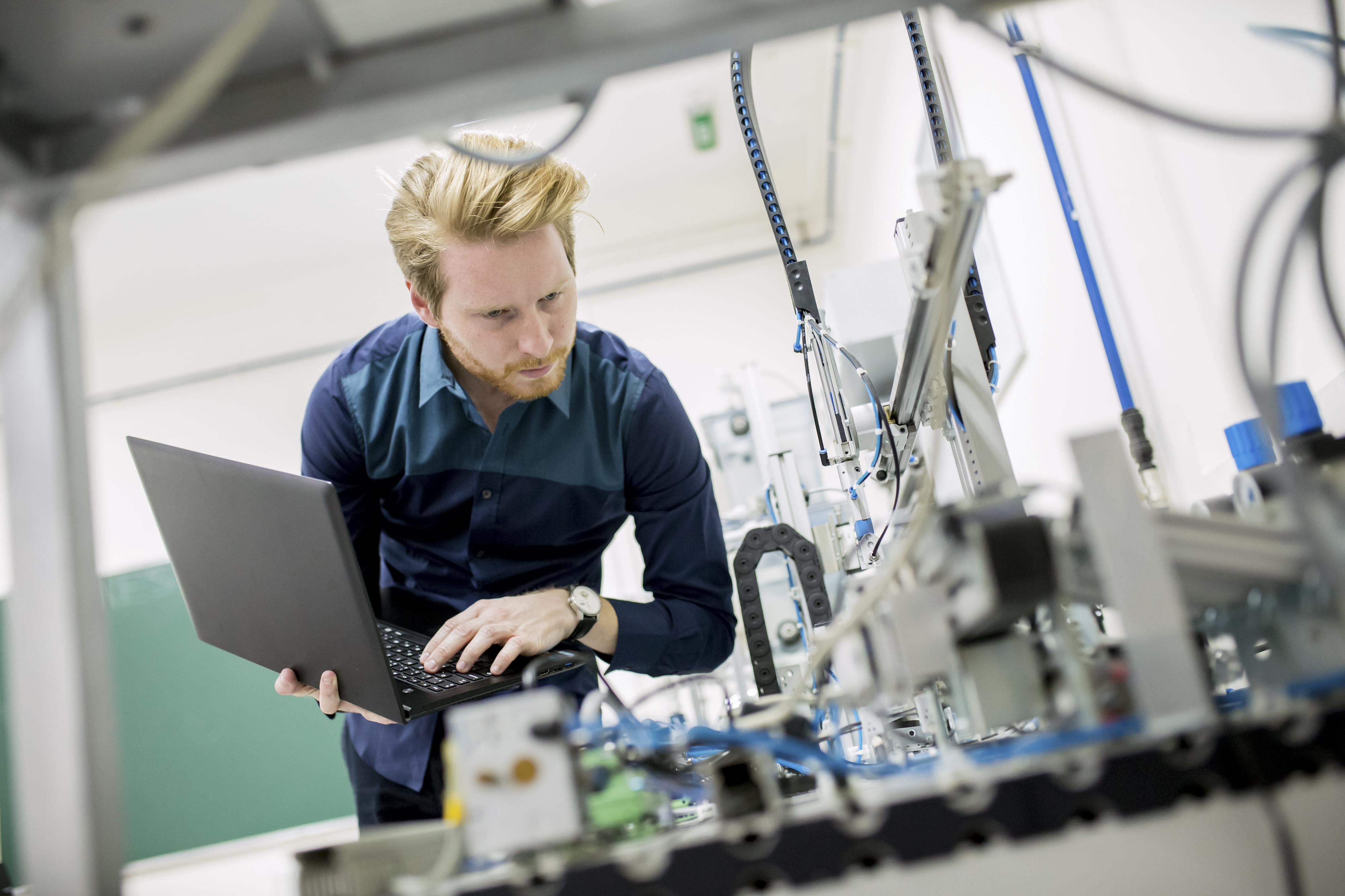 How big data can improve manufacturing