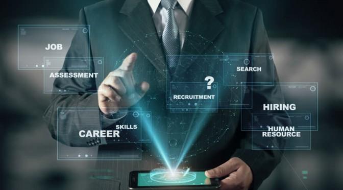 Digital transformation in HR