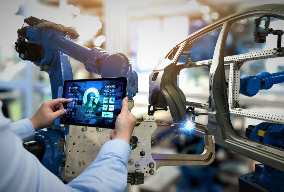 machine learning for smart manufacturing
